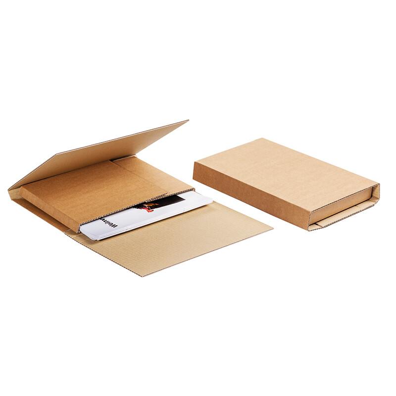 Kreuzbuchverpackungen - Premium Anwendung