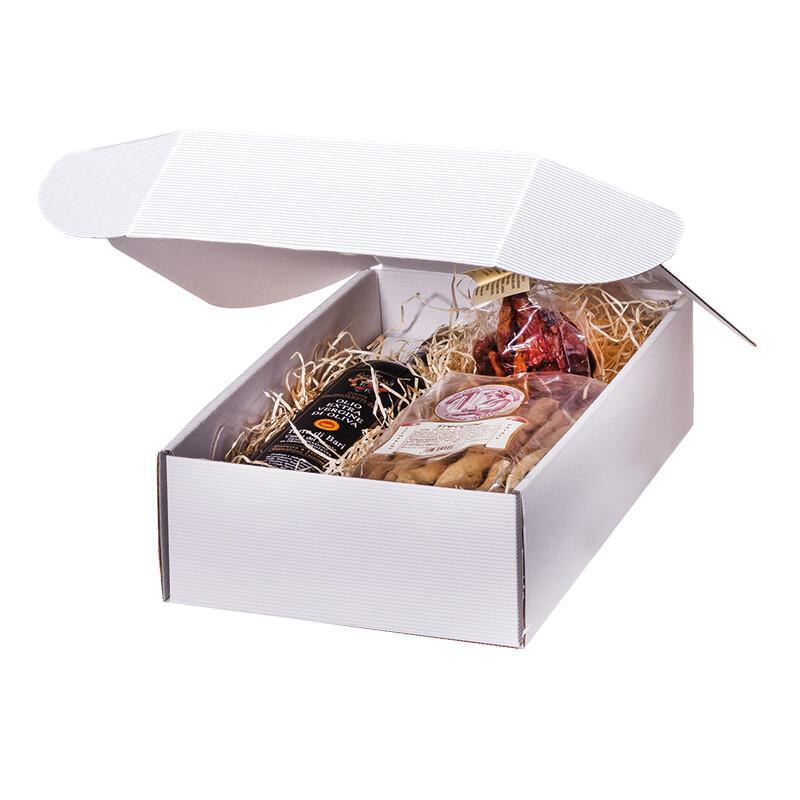 Application Emballages cadeaux pour vin avec cannelure ouverte - Premium