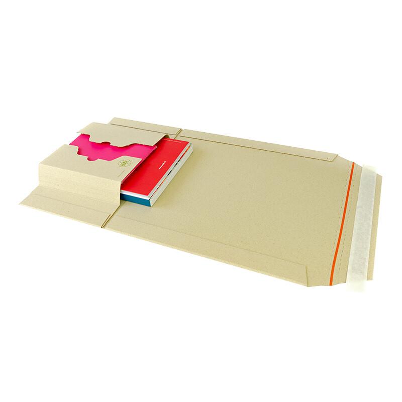 GrasBox Embalages d'expédition pour livres Application