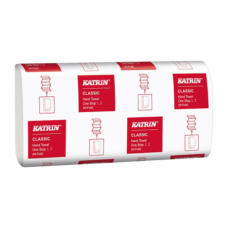 Essuie-mains en papier Katrin® Classic