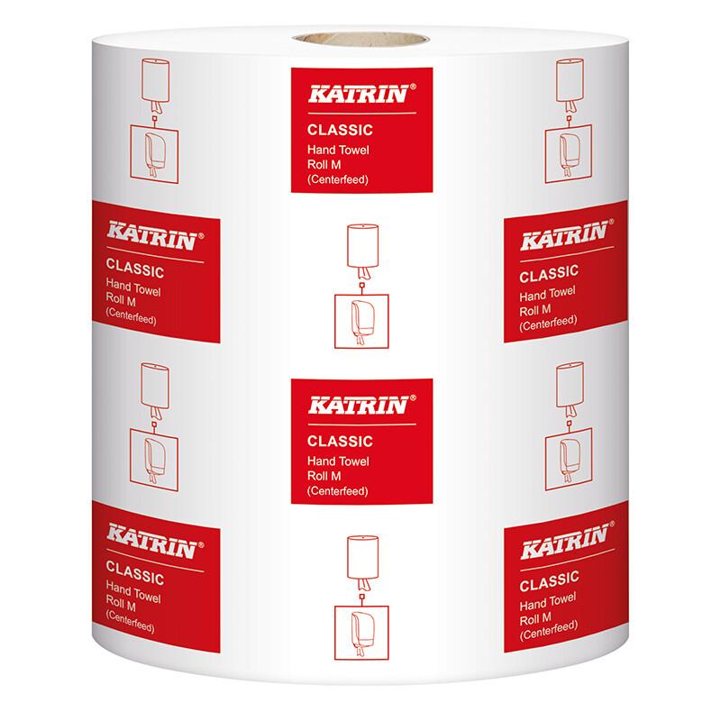 Papier-Handtuchrollen Katrin® Classic