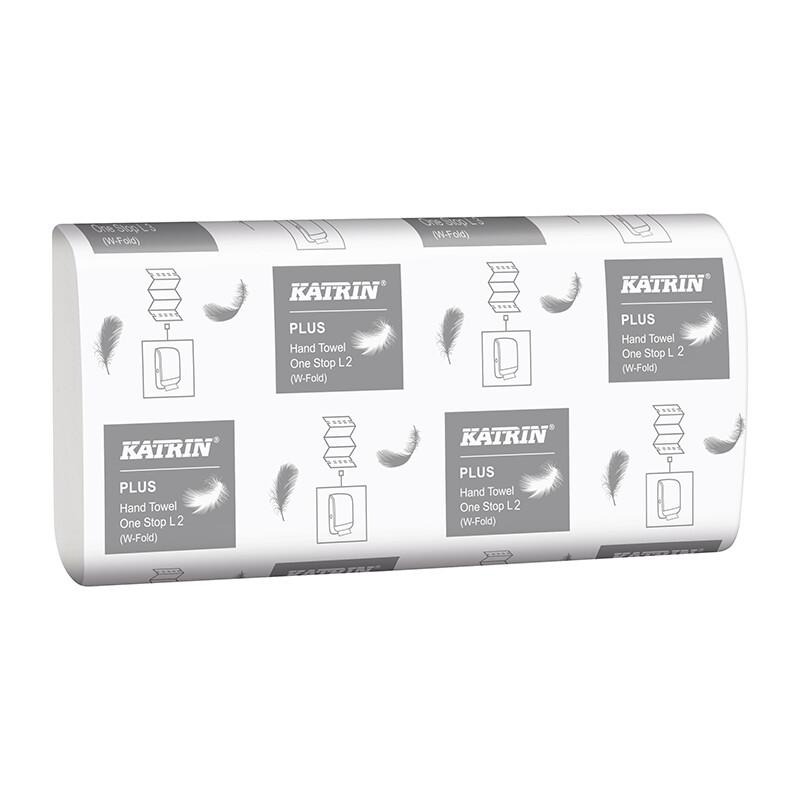 Essuie-mains en papier Katrin® Plus
