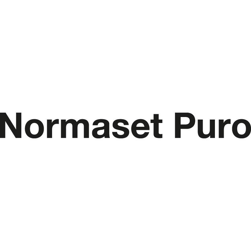 Logo Normaset Puro