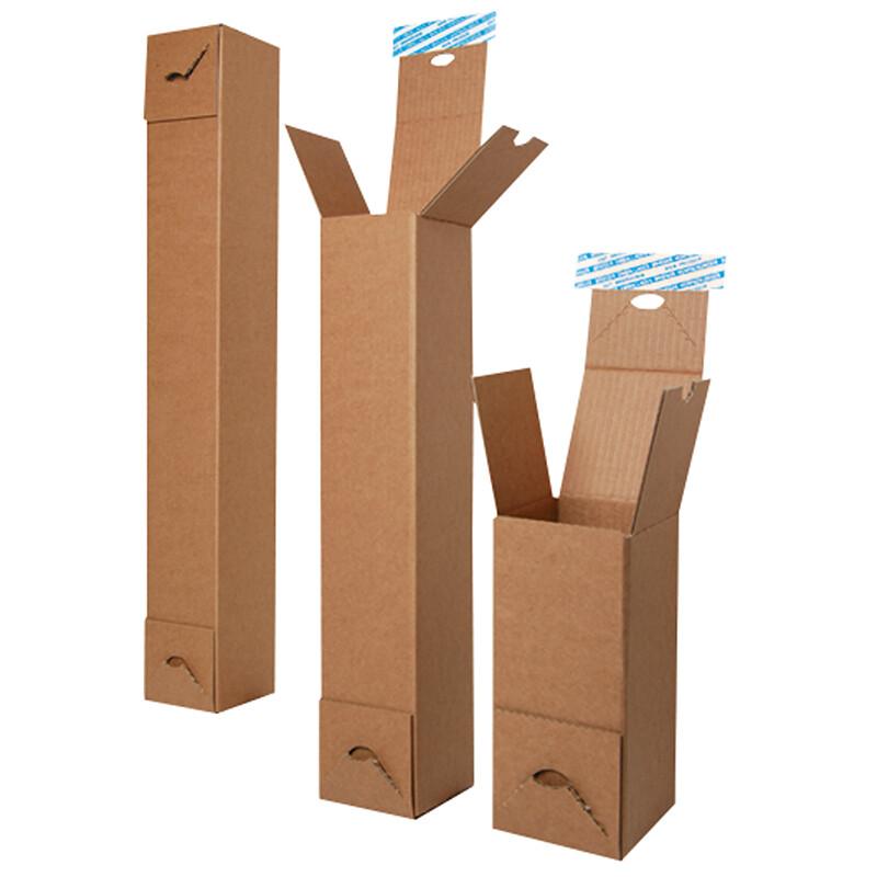 Gamme Étuis rectangulaires avec fermeture autocollante - Premium