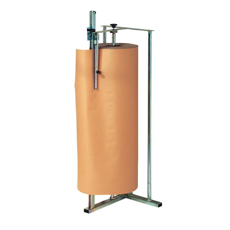 Application Dérouleur pour papier d'emballage modèle vertical