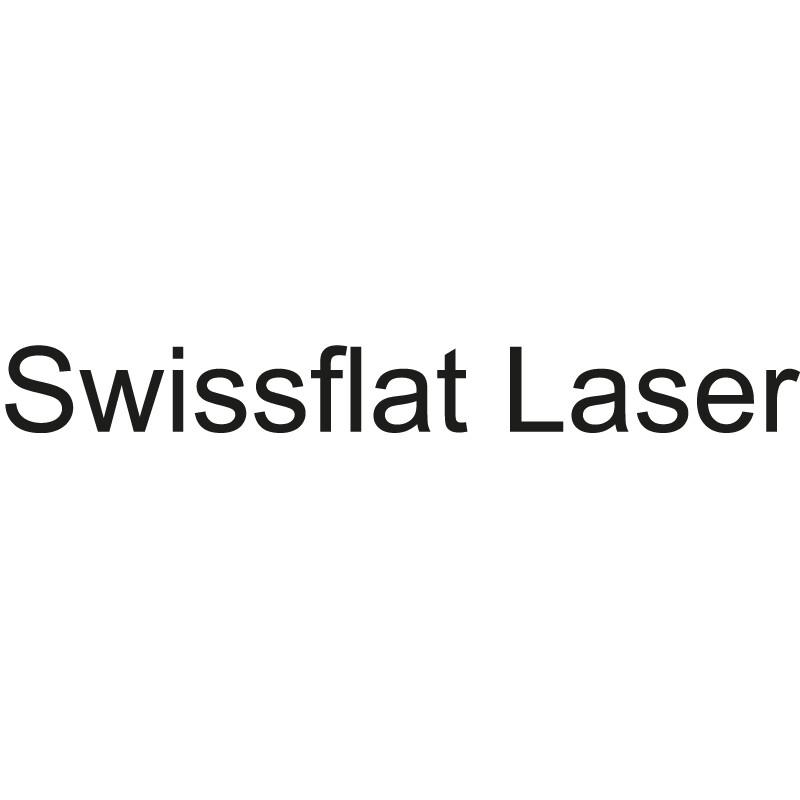 Swissflat Laser Logo