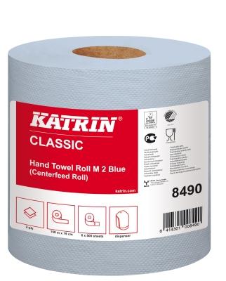 Katrin Classic Handtuchrolle M2 8490