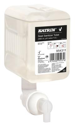 Katrin Mousse de nettoyage toilettes 954311
