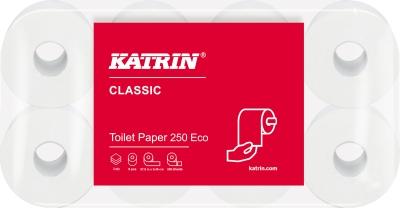 Katrin Classic papier hygiénique Toilet 250 eco 11841