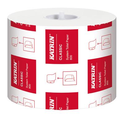 Katrin Classic papier hygiénique System Toilet 800_156005
