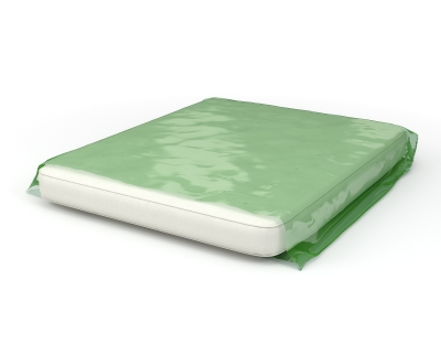 Matratzenhüllen grün