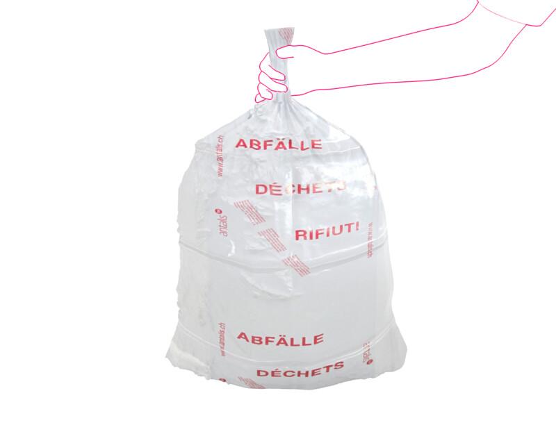 Sacs à ordures extra-fort